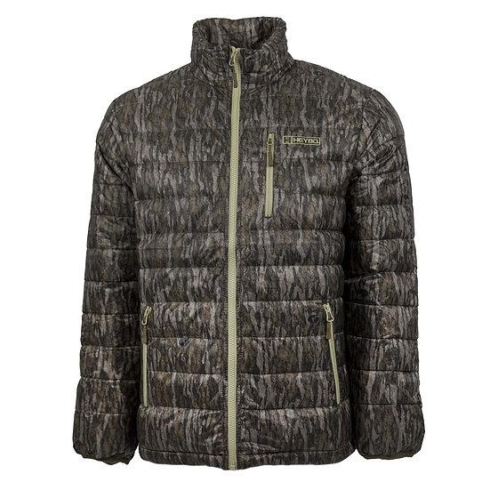 HEYBO Tundra Down Jacket Bottomland