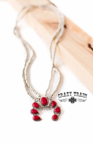 Crazy Train Double Take Necklace