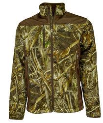 HEYBO- Brown/Max 5 Summit Soft-Shell Jacket