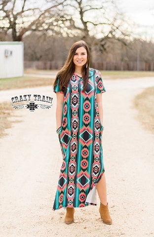 Crazy Train Sally Ride Maxi