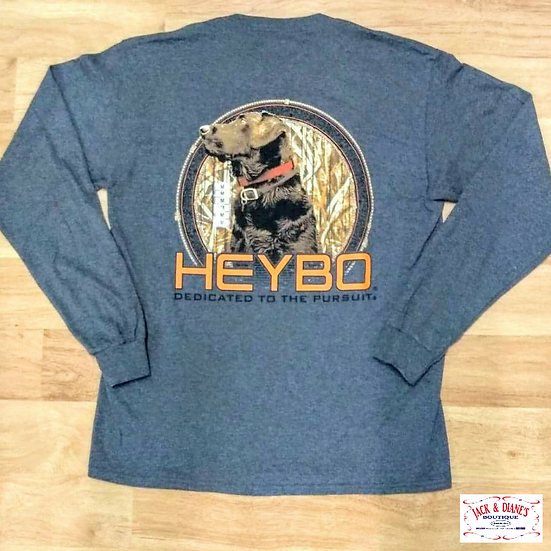 HEYBO Waiting Lab Too Long Sleeve Tee