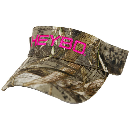 HEYBO - Max 5 Pink Visor