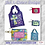Thumbnail: Kerusso Fold Away Shopping Bag - Trust in the Lord
