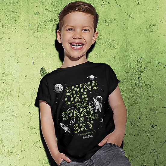 """Shine a light in the darkness with this """"Shine Astronaut"""" Kidz"""