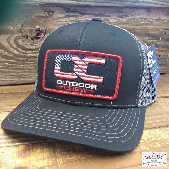 Outdoor Crew 1776 Snapback Cap