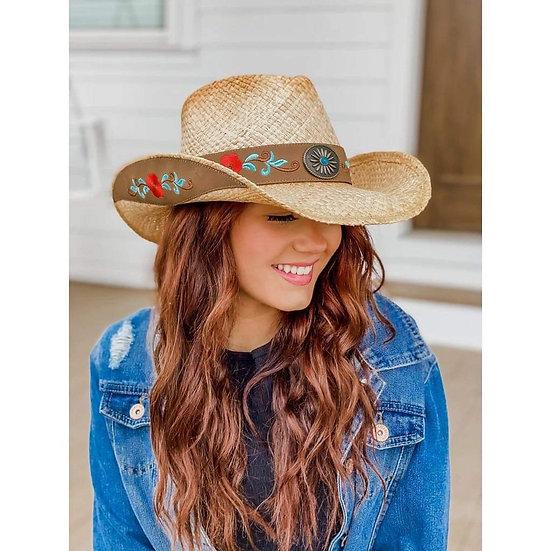C.C Yellowstone Cowboy Hat