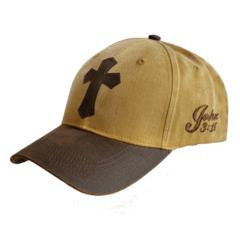 kerusso Canvas Cross Cap