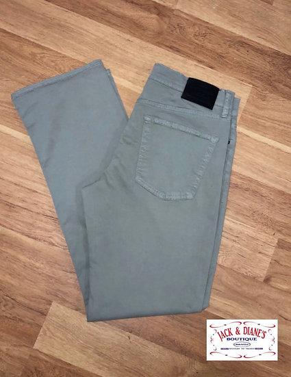 Lucky Brand 363 Vintage Straight Rockaway Grey