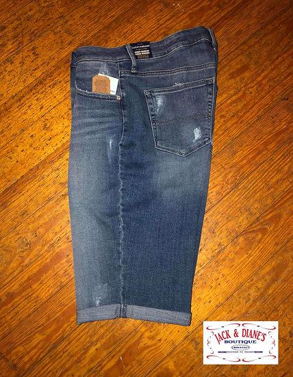 Lucky Brand Ginger Bermuda Bear Lake Shorts