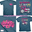 Thumbnail: Cherished Girl Christian T-Shirt Sow Kindness Galatians 5:22