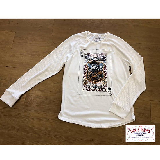 Lucky Brand Captain Card Thermal