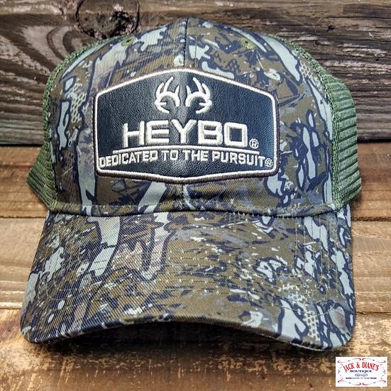 HEYBO Club Series - Deer Antler Evterra Standing Timber Mesh Snap Backr