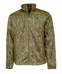 HEYBO- Olive/Bottomland Summit Soft-shell Jacket