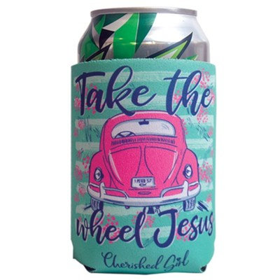 Take the Wheel Can Cooler