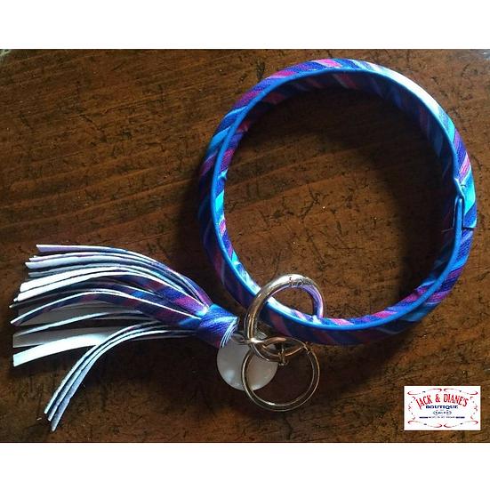 Keyring Bracelet Large Serape