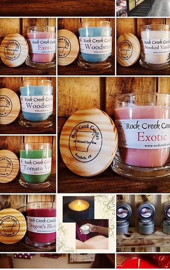 Rock Creek Candles Soy