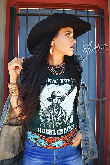 Coyote Cowgirl Huckleberry