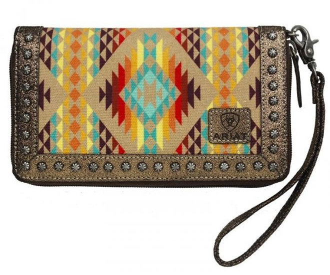 Ariat® Multi Southwest Cruiser Matcher Clutch