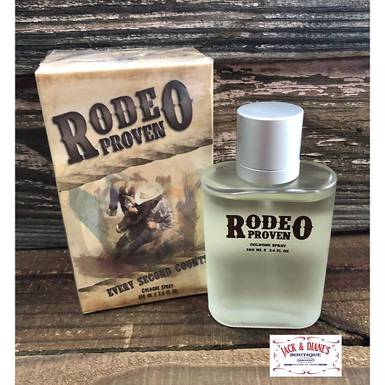 RODEO PROVEN Cologne Spray For Men