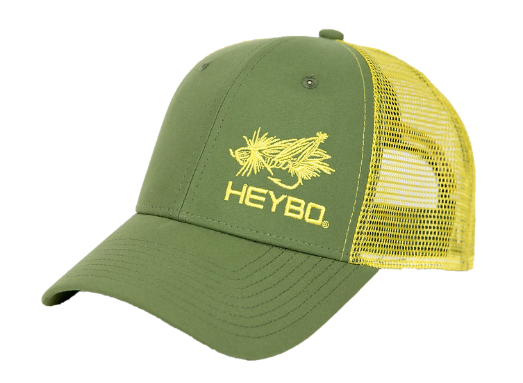 HEYBO - Fly Lure Mesh Back