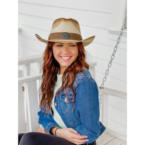 C.C Albuquerque Cowboy Hat
