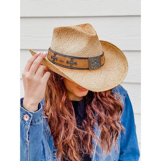 C.C Memphis Cowboy Hat