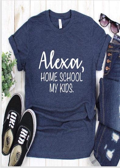 Alexa Home School My Kids
