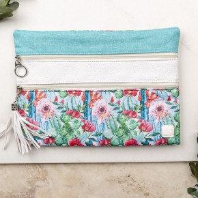 I'm aSucca for You Double Zipper Versi Bag