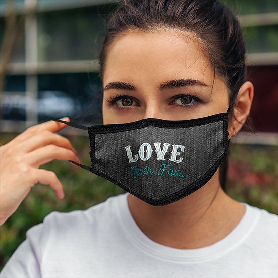 Kerusso Love Never Fails Face Mask