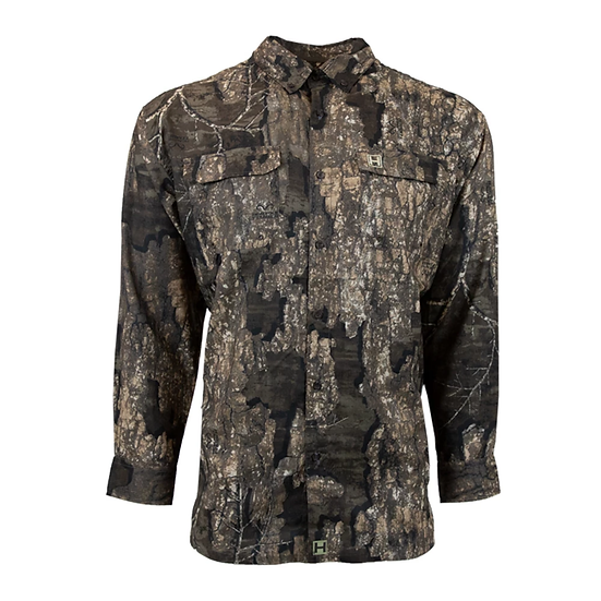 HEYBO Outfitter Long Sleeve Realtree Timber