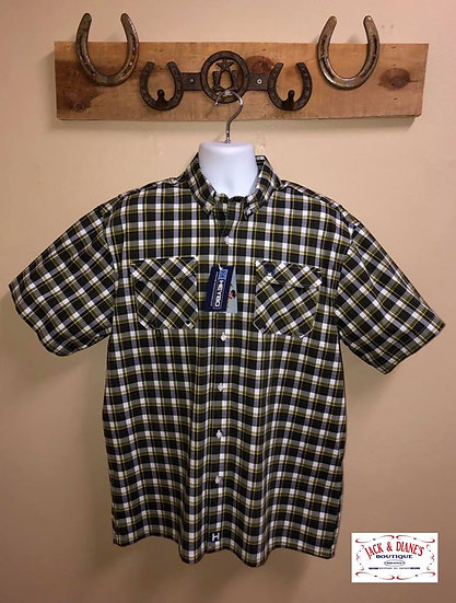 HEYBO Guide Shirt Navy Yellow Olive with Dry mesh P