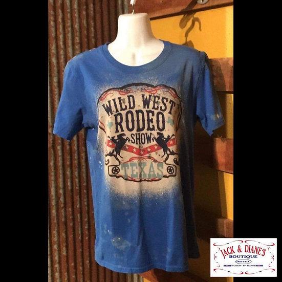 Wild Wild West Rodeo Tee