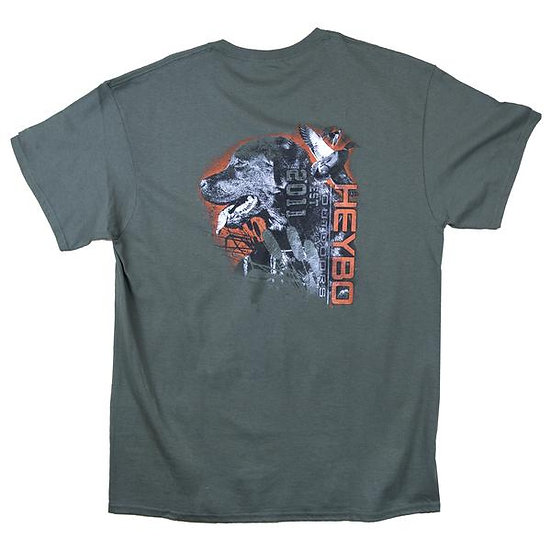 HEYBO Lab with Mallard T-Shirt