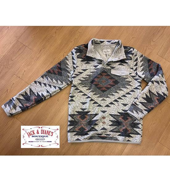 Lucky Brand Shearless Fleece Pullover