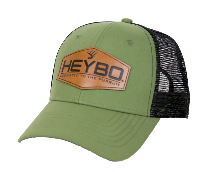 HEYBO - Antler Patch Hat