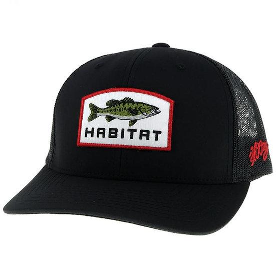 HOOEY Habitat Black Panel