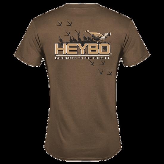 HEYBO Turkey Tracks