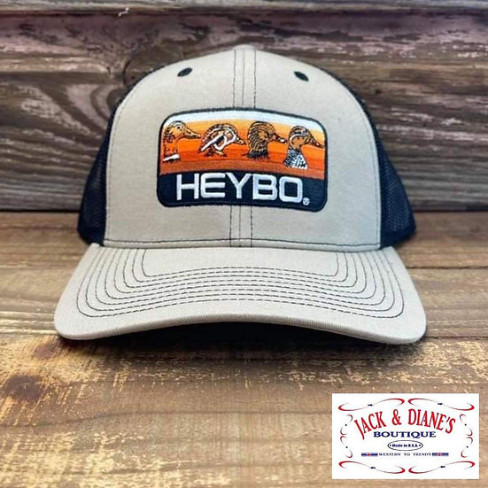 HEYBO Duckhead Sunrise Patch Cap