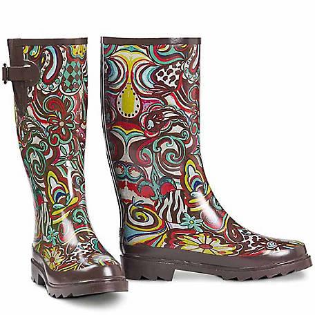 Blazin Roxx Bonnie Rubber Boot