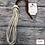 Thumbnail: Blazin Roxx Pearls Knot Necklace Set, Tan - 23.50 to 26.50 in.
