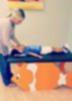 Toddler Adjusmen - Thrive Family Chiropractic