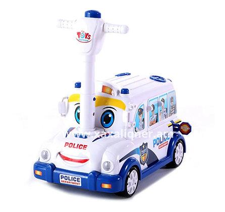 Գլորվող բազմաֆունկցիոնալ ոստիկանական մեքենա