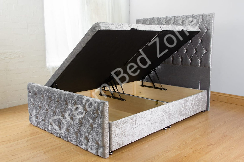 Pleasing A High Quality Deep Storage Ottoman Bed On Special Offer Ocoug Best Dining Table And Chair Ideas Images Ocougorg