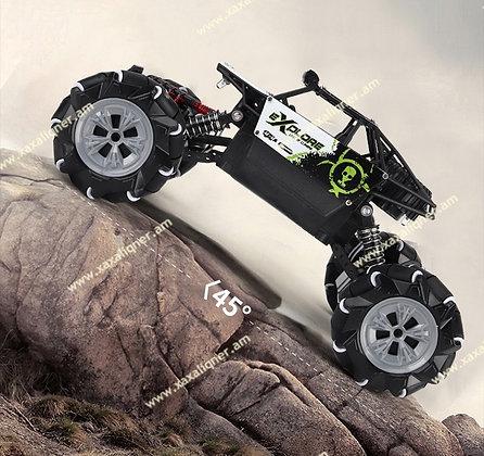 Բազմաֆունկցիոնալ հզոր մեքենա 360°