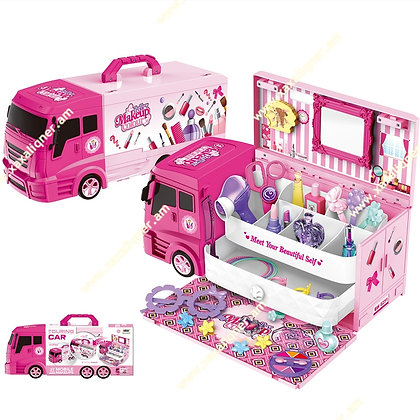 Մանկական զարդասեղան ավտոբուս 2-ը 1-ում
