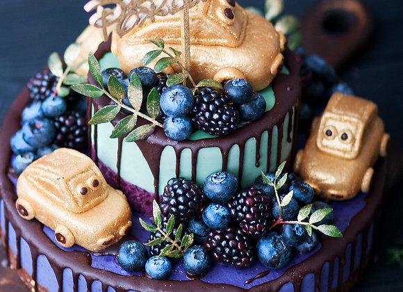 Торт на День Рождения мальчику