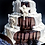 Thumbnail: Cвадебный торт без мастики