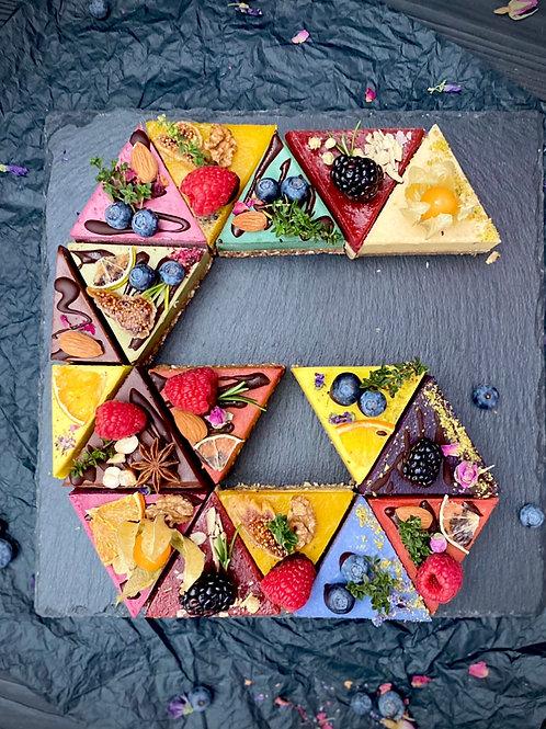 Торт Цифра 6