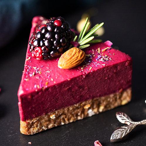 Торт Вишня кусочки (3 шт)
