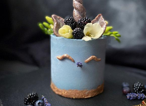 Единорог торт на день рождения мальчику (1,5 кг)